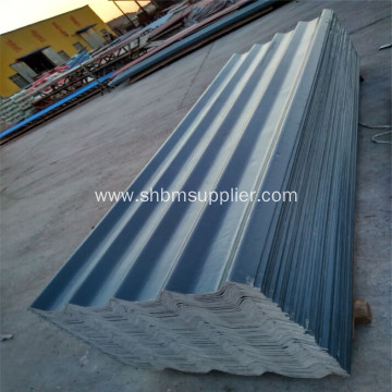 Anti-UV Free of Asbestos MgO Roofing Sheet Price