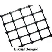 Plastic PP (Polypropylene) Biaxial Geogrids