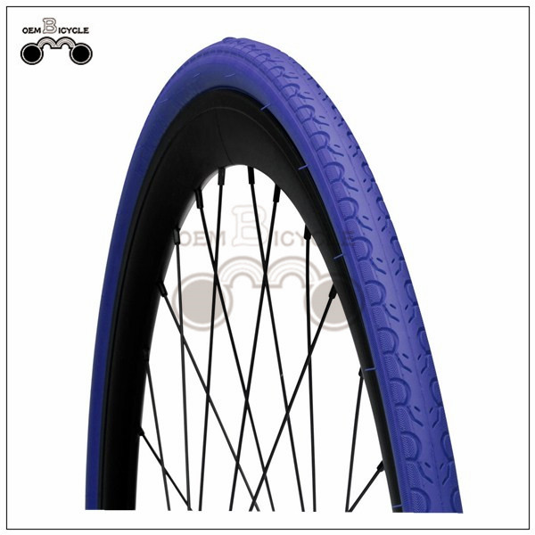 700C Bicycle Colored Tire1
