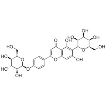 5,7-dihydroxy-6-[(2S,3S,4R,5R,6R)-3,4,5-trihydroxy-6-(hydroxymethyl)ox an-2-yl]-2-[4-[(2S,3S,4R,5R,6R)-3,4,5-trihydroxy-6-(hydroxymethyl)oxan -2-yl]oxyphenyl]chromen-4-one CAS 19416-87-6