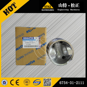 6150-32-2110 KOMATSU D65E-12 PISTON 6D125 ENGINE PISTON