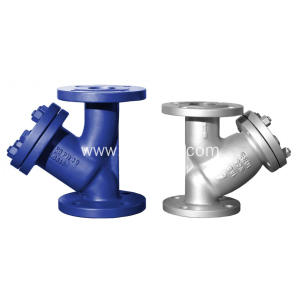 ANSI Y type industrial strainer