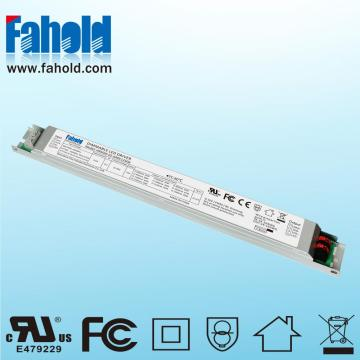 Europe style for Ul Dimmable Driver 50W 1200mA Linear Lighting System Led Driver supply to Spain Manufacturer