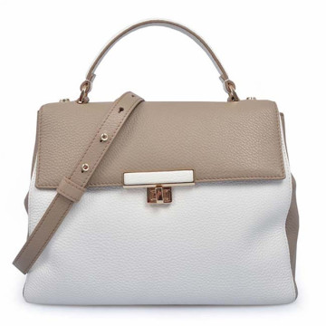 Botkier Valentina Leather Satchel Luxury Top Handle Bag
