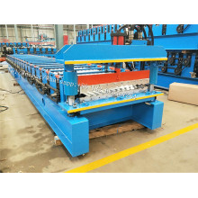 Aluminium / Glavanized Corrugated Roof Sheet Machine