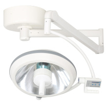 Ceilling halogen full reflection operating sugical lamp