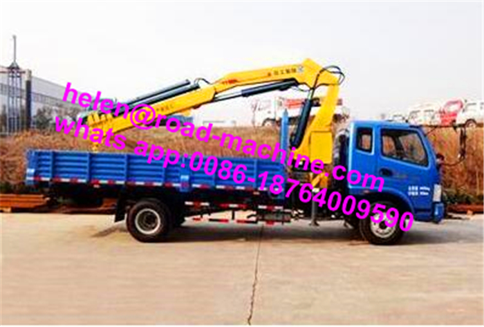 Lorry Truck Mounted Crane