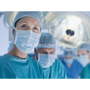 Disposable 3 Ply Surgical Non-woven Medical Face Mask