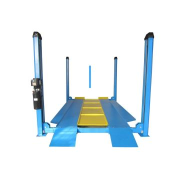 Free sample for for Automotive Lifts Wholesale Car Repair Four Posts Car Lift Table supply to Liechtenstein Importers