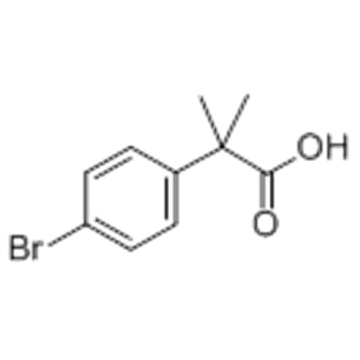 2-(4-Bromophenyl)-2-methylpropionic acid CAS 32454-35-6