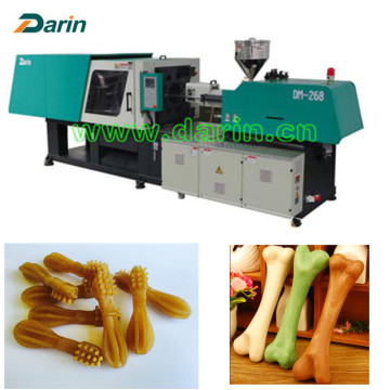 Dog Teeth Care Chewing Treats Injection Molding Machine