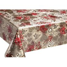 Top for Double Face Printed Tablecloth Double Face Printed Tablecloth 140cm x 20m rolls supply to Armenia Manufacturers