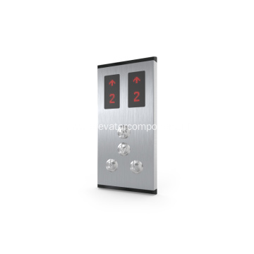 Duplex Passenger Lift LOP With Dot Matrix Indicators