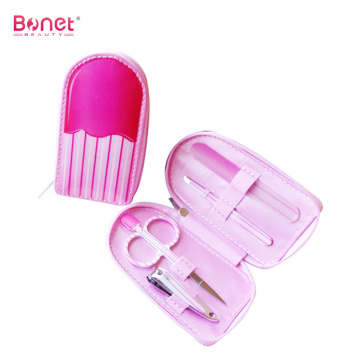 High quality cute manicure set for babies