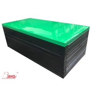 Manufacturer of for Hdpe 500 Sheet ,Hdpe Polythene Sheet,500 Micron Hdpe Sheet Manufacturer in China Green High Density Extruded Polyethylene HDPE Board export to Vanuatu Exporter