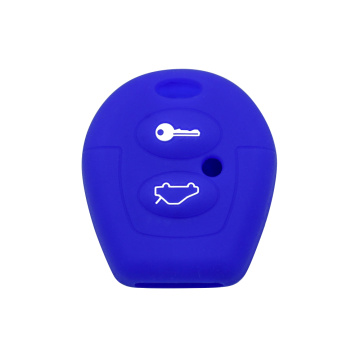 Chery 2 buttons embossed silicone key cover
