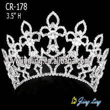 Hair Jewelry Pageant Crowns CR-178