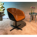 Swivel base Walter Knoll Kyo Dining Chair