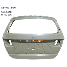 OEM/ODM for China Trunk Lids And Tailgates For HONDA,Honda Pilot Tailgate Panel Removal,Honda Accord Trunk Lid Replacement Manufacturer and Supplier Steel Body Autoparts Honda 2009-2014 Odyssey Tail Gate supply to Iraq Exporter
