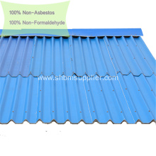 100% Non-asbestos Anti-Aging MGO Roof Tiles
