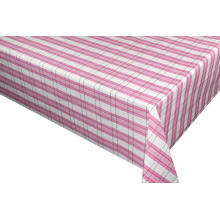 Elegant Tablecloth with Non woven backing to Embroider