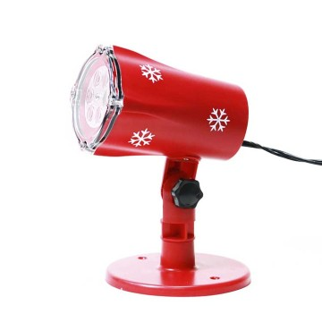 Waterproof Outdoor Christmas Solar Led Projector Light