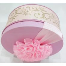 PriceList for for Biscuit Tin Box for Wedding Pink Colour Wedding Candy Tin supply to Spain Exporter