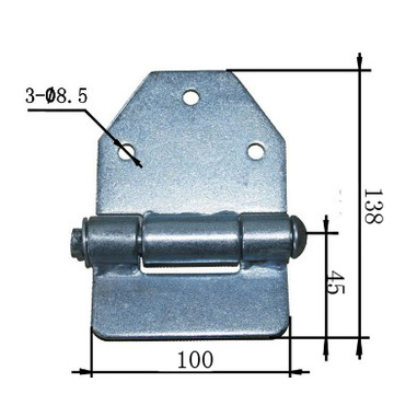 Hot Sell Hinge for Wing Van Truck