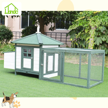Popular backyard chicken coop/garden chicken cage for sale