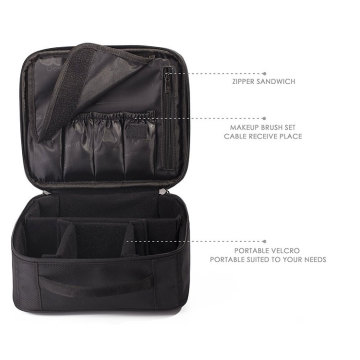 Eco Friendly Cosmetic Bag Makeup Travel Case