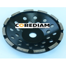 125mm Single Row Diamond Cup Wheel