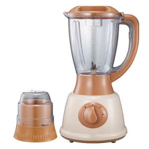 1.5L plastic jar milkshake juice food procesor blender