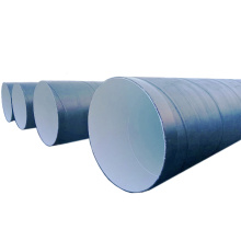 Epoxy Coal Bitumen Seamless Anticorrosion Steel Pipe
