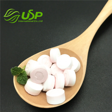 chinese supplier Factory wholesale custom stevia tablets mint