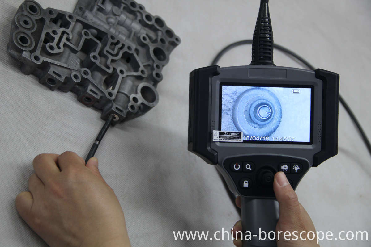 Dellon portable videoscope
