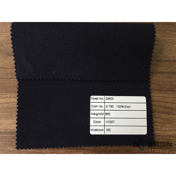 Promotional 100% Wool Fabric For Coat