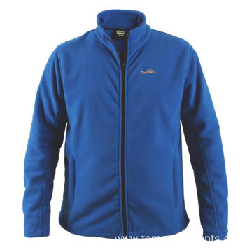 Blue comfort Fleece Jacket