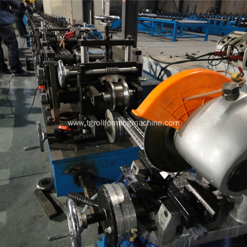 Sixteen Fold Profile Electric Cabinet Roll Forming Machine