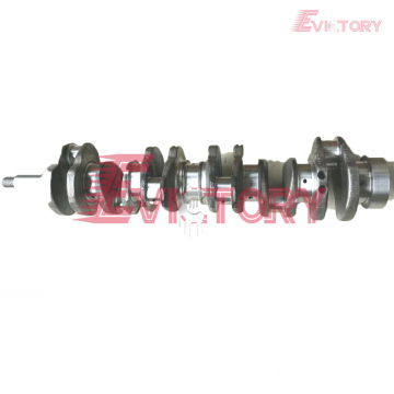 CATERPILLAR engine excavator S6K crankshaft camshaft