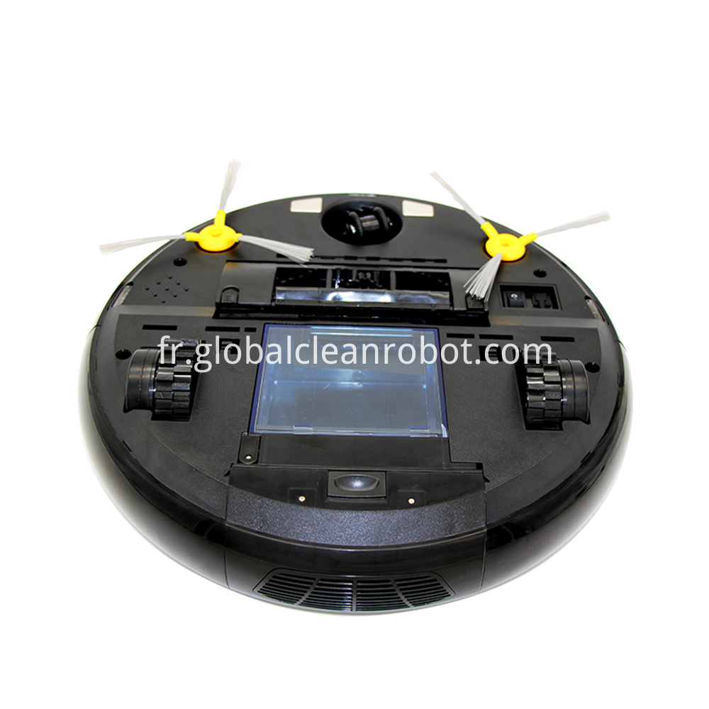 2017 latest LED Robot Vacuum Mopping (1)