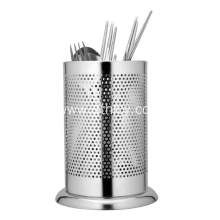 Stainless Steel Chopstick Holder For Household Utensils