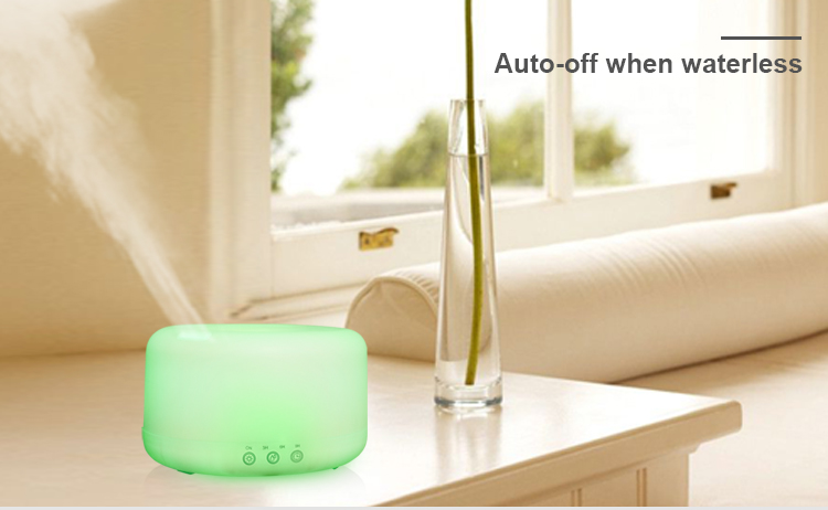 aromatherapy cool mist humidifier