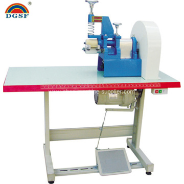 OEM/ODM for Leather Belt Making Machine,Leather Belt Cutting Machine,Leather Sewing Machine Manufacturers and Suppliers in China Leather Belt One Section Wheel Agglutinating Machine YF-04B export to South Korea Supplier