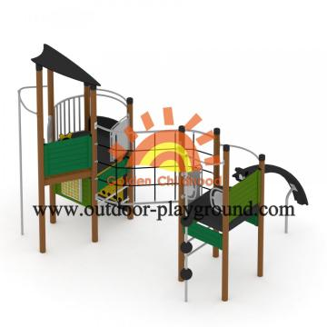 HPL Multiplayer Game Backyard Play Structures Outdoor