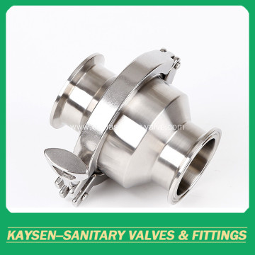 3A Hygienic Tri-Clamp Check Valves
