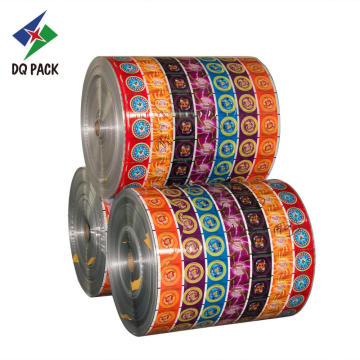cup sealing film PET/AL/PE