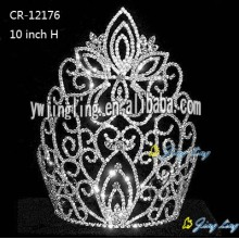 Retro Tiara Pageant Valentine Crown For Love