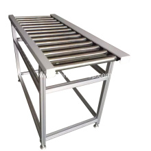 Mini Roller Conveyor Small Size Portable Roller Conveyor