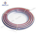 Transparent Watering and Irrigation Fibre Reinforced Hose