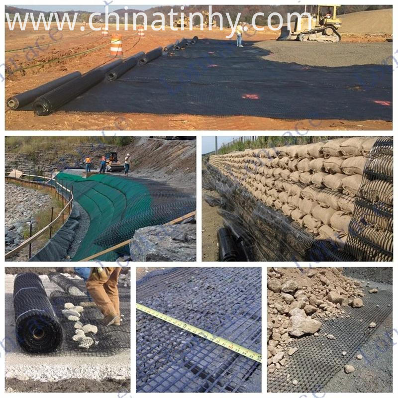 geomembrane Application